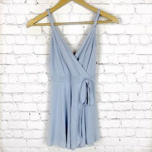 KIMCHI BLUE by URBAN OUTFITTERS Blue Romper XS